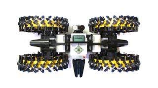 Mecanum Rings : LEGO MINDSTORMS