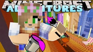 Minecraft-Little Kelly Adventures- DECORATING THE CASTLE!