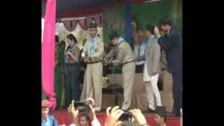 Nepal Scouts 2nd National Jamboree part 1