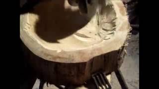 WoodWork - Mísa ze dřeva / Wooden bowl