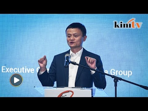 Jack Ma's full speech during KL Alibaba office launch