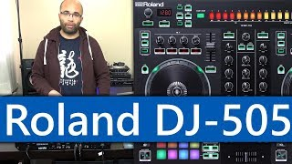 Roland DJ-505 Full review: how good is it?