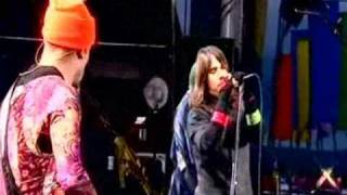 Red Hot Chili Peppers - Warlocks Live T In The Park, Scotland 2006