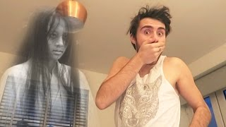 A GHOST In Our House... • NEW VIDEO • http://bit.ly/1Cd4u60 • Previ...