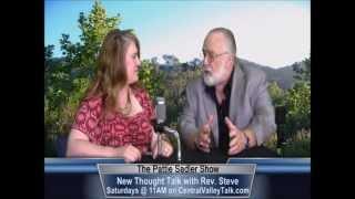 Season 2 Episode 1 Rev Steve New Thought Talk CVT
