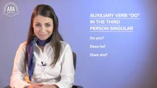 "How to Use the Auxiliary Verb ""Do"" - Learn English Grammar"
