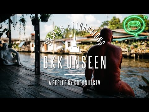 BKK UNSEEN #6 | Bangkok's canal-side artist village | Coconuts TV