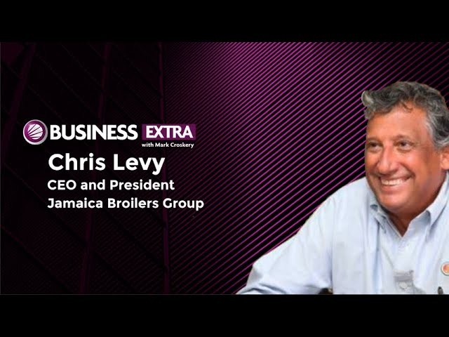 Jamaica Broilers' CEO: Stop the Strategy That Makes Us Poorer |  Business Live Extra | CVM TV