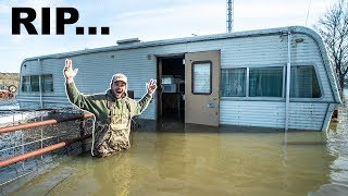 My Farm FLOODED!!! (Its All Gone)