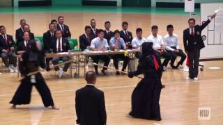 25th All Japan Jukendo Championships — QF 3