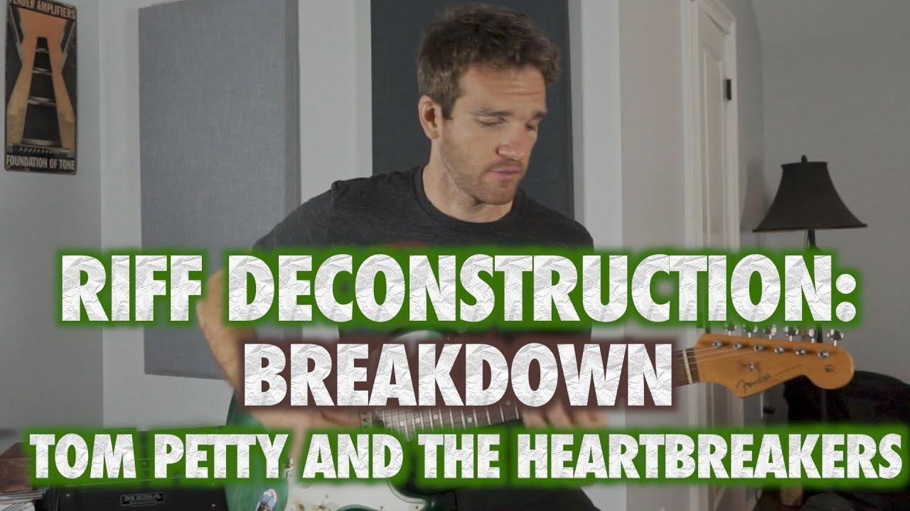 Riff deconstruction breakdown tom petty and the heartbreakers riff deconstruction breakdown tom petty and the heartbreakers hexwebz Images
