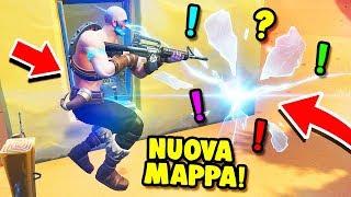 NUOVA MAPPA E NUOVI PORTALI NELLA STAGIONE 5!! — Fortnite ITA