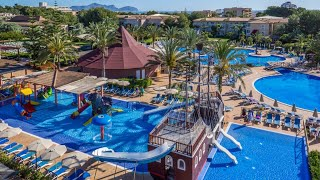 A walkthrough vr review of viva Can Picafort resort holiday hotel in Spain Mallorca