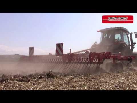 🌾Stoppelsturz Teil 2🌾 | AGRI FARM Leichtgrubber BIO EUROCULT II 5m