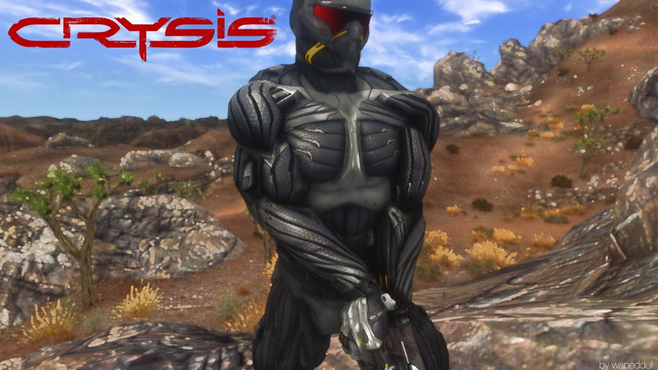 Fallout new vegas crysis mod скачать оружие