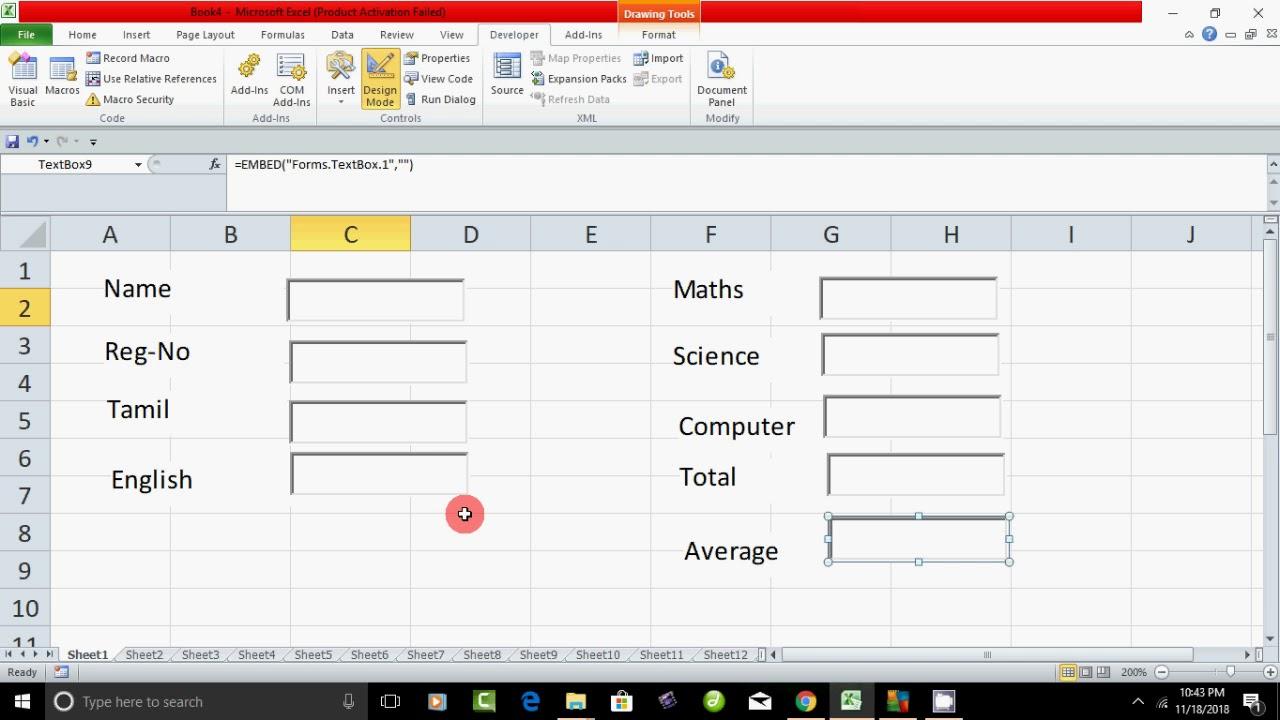 Excel Vba Programming - MarklistVideoCitrus