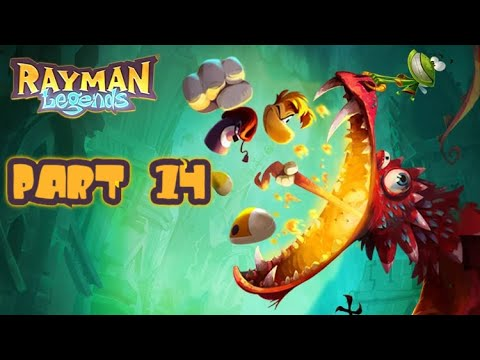Rayman Legends Gameplay PC PART14 [1080p⁶⁰ᶠᵖˢHD] |No Commentary|