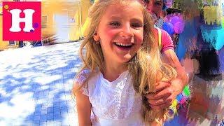 видео Выпускной в детском саду