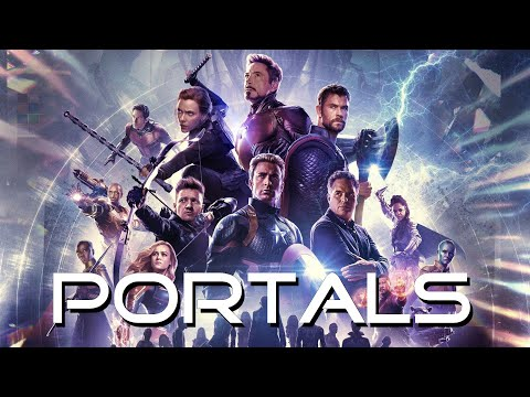 """Portals"" Alan Silvestri - Avengers: Endgame (2019) Soundtrack"