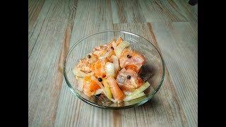 Готовить просто. Северная закуска, маринованная рыба - Сугудай.