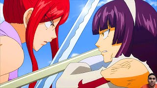 Repeat youtube video Top 10 BEST Fairy Tail Fights