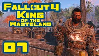 Let's Play Fallout 4: King of the Wasteland Challenge - Part 7 - To The Abernathy Farm!