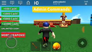 I turned the fire man into the ROBLOX (well 10)