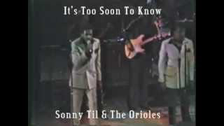 Sonny Til & The Orioles--It