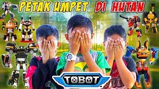 Bermain Petak Umpet Di Hutan Bersama 7 Tobot, Ada Tobot Tritan Quatran Tobot X | Hide and Seek Kids