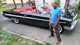 My Dad's 1961 Chevy Impala