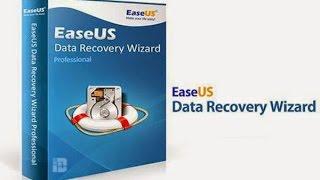 البرنامج الرائع لاسترجاع الملفات المحذوفة EaseUS Data Recovery Wizard Professional 8.6 + Serial