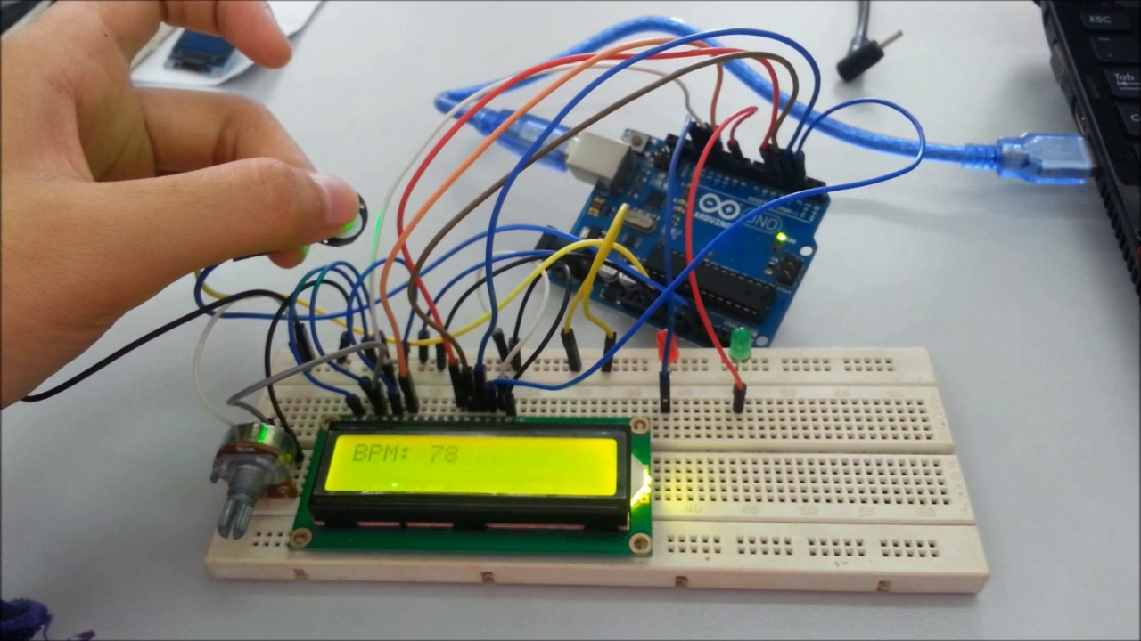 Pulse Sensor With Arduino Tutorial: 9 Steps (with Pictures)