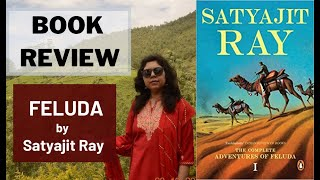 Feluda  by Satyajit Ray Book Review | Best Indian Detective Book Series | Mystery Books to Read