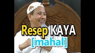 [MAHAL] Resep KAYA , Mudah Sederhana ASLI SUGIH    ||   Habib Novel Alaydrus