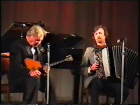 """М. Рожков и В.Коротаев - """"Валенки""""и """" Гляжу в озёра"""""""