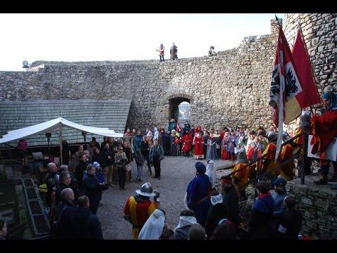 XV rocznica powstania Bractwa Rycerskiego Zamku Będzin