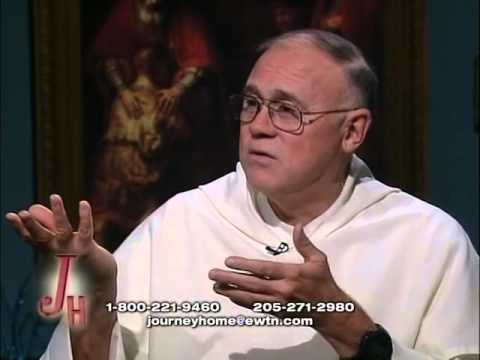 Fr.  Brian Mullady, O.P.: A Life-long Catholic - The Journey Home (9-8-2008)
