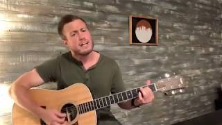 Whiskey Glasses by Morgan Wallen covered by Jeremy Boyle Video