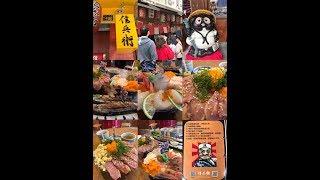 【台中北區】信兵衛手作丼飯壽司在台中市中華路夜市附近~美味好吃值得一試!