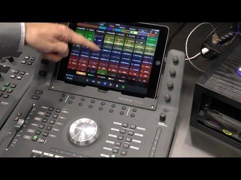 [AES] Avid Pro Tools Dock