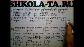 Алгебра 9 кл. Мордкович. Параграф 6.4