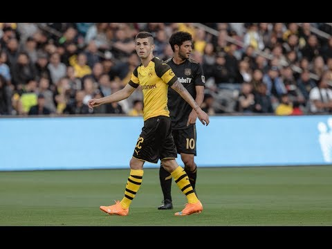 Behind-The-Scenes: Relive LAFC vs. Borussia Dortmund