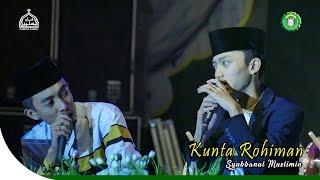 Download Mp3 Kunta Rohiman - Syubbanul Muslimin Live In Manba'ul Ulum Bersholawat