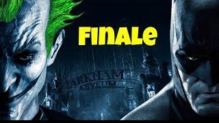 Batman Arkham Asylum Livestream Walkthrough - Part 4 - Finale and BUFF JOKER