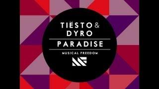 Tiesto & Dyro vs Krewella - Paradise vs Alive (Logan Cameron Bootleg)