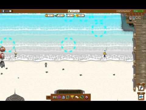 Fishao - Salty losing a huge Giant Oarfish