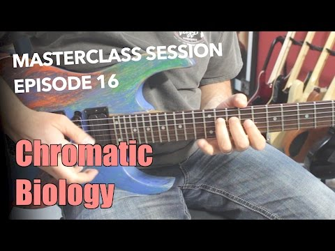 Chromatic Passages Over Pentatonic Skeletons - Masterclass Session #16