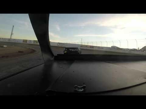 Aztec Speedway Jody Cornell GO-PRO Heat 1 Part 1
