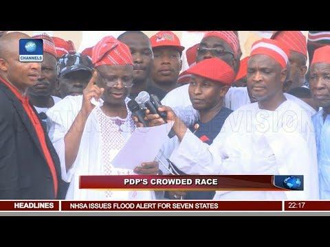 2019 Election: Fmr Kano Gov., Rabiu Kwankwaso Declares Intention