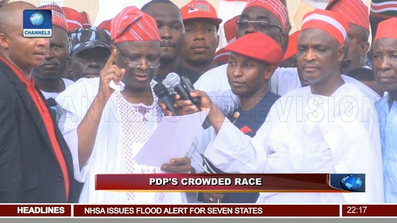 Download 2019 Election: Fmr Kano Gov., Rabiu Kwankwaso Declares Intention
